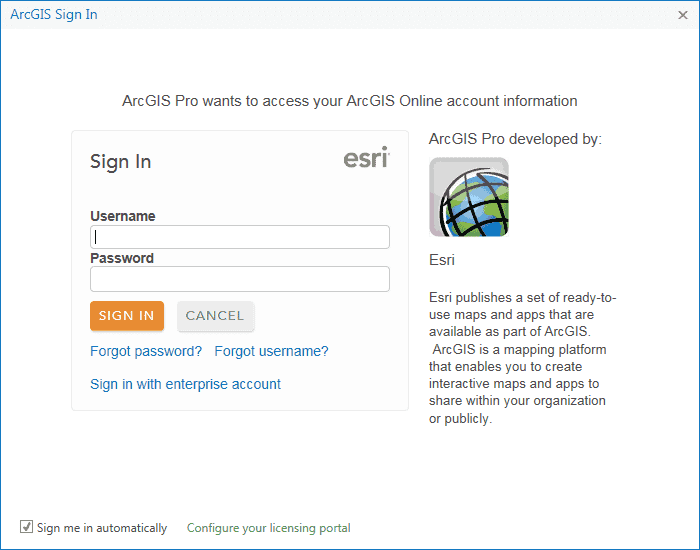 How to install and license ArcGIS Pro - Esri BeLux
