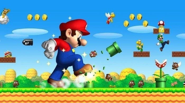 super mario game legendaris sepanjang masa