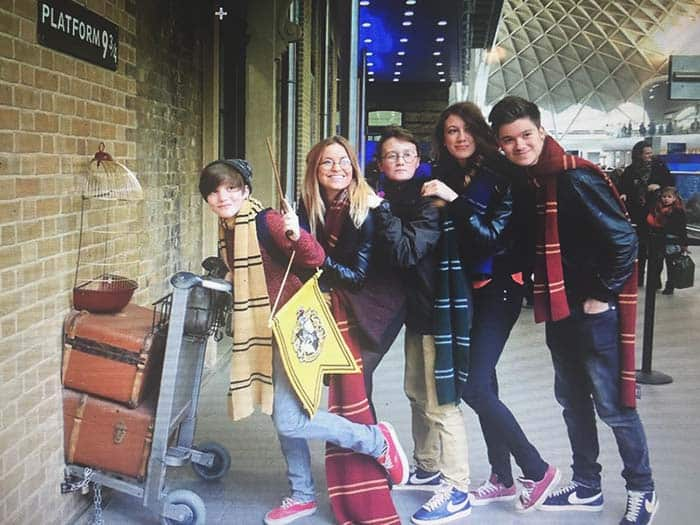 Harry Potter Walking Tour - Best things to do in london for families
