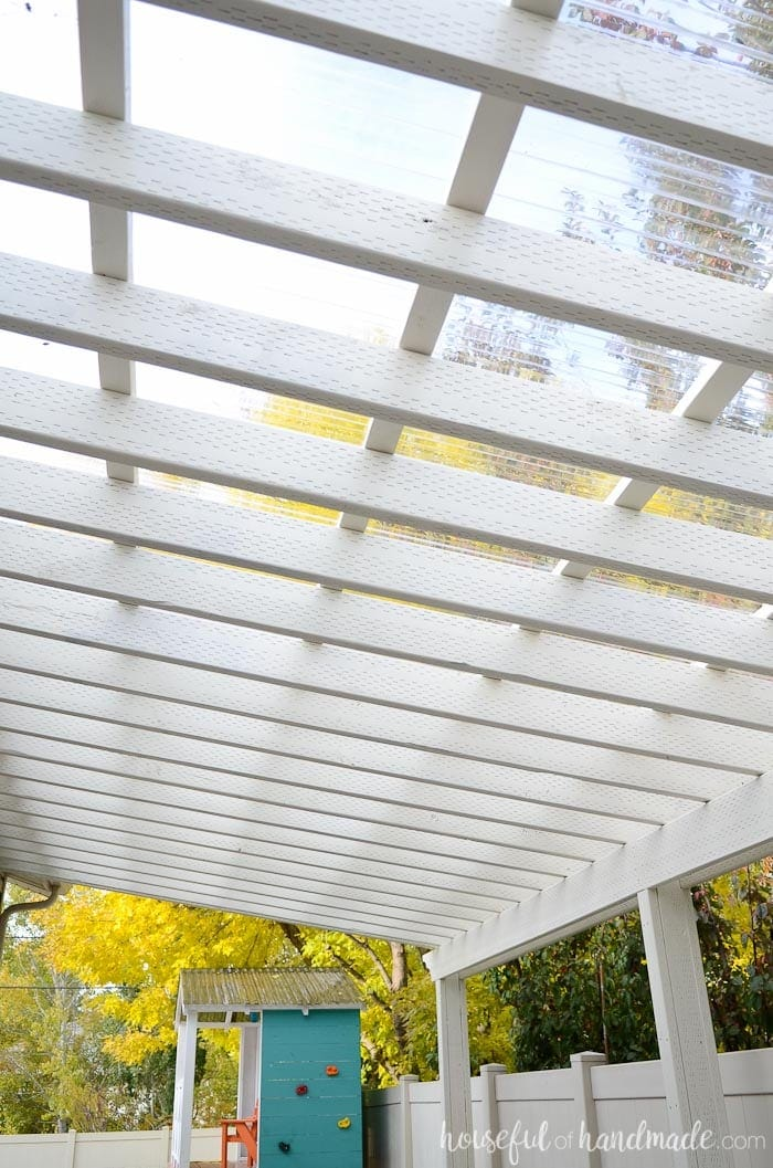 How To Put A Roof On A Pergola Aumondeduvin Com