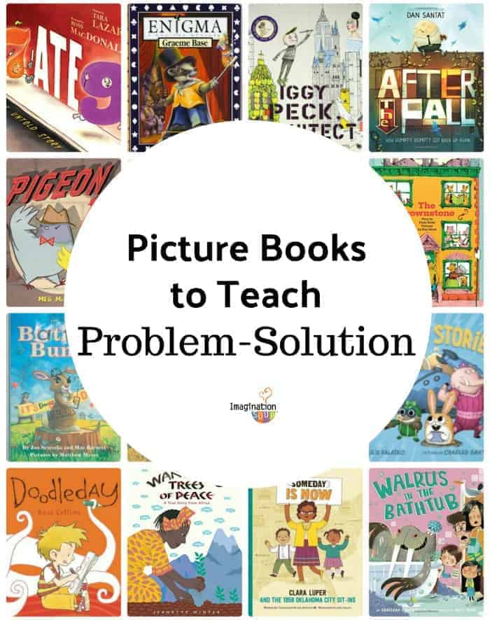 Picture Books to Teach Problem and Solution