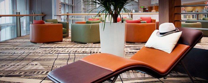 Snooze Lounge Changi Airport Singapore