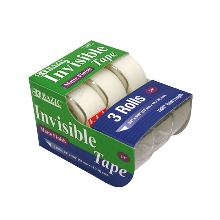 cheap invisible tape