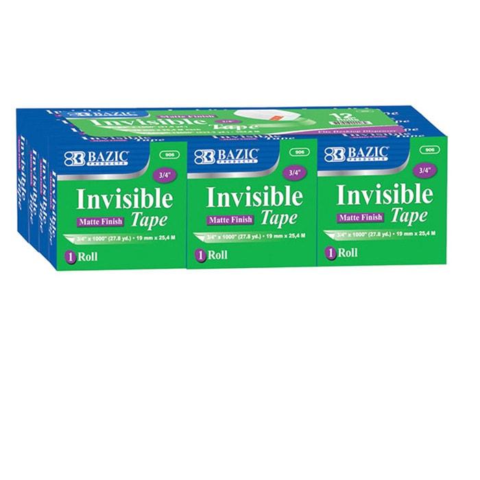 invisible tape refill