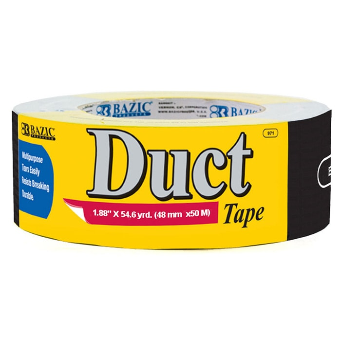 black duct tape