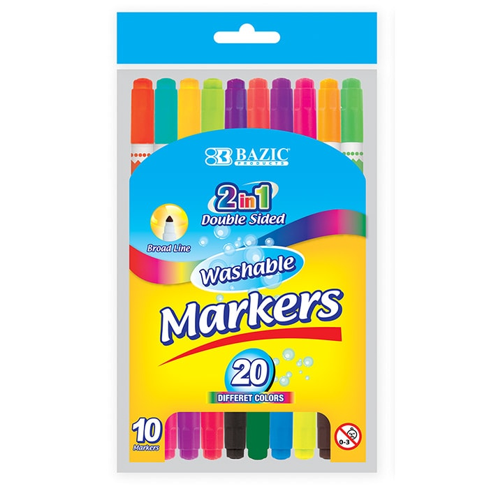 Cheap Fine Point Markers Washable