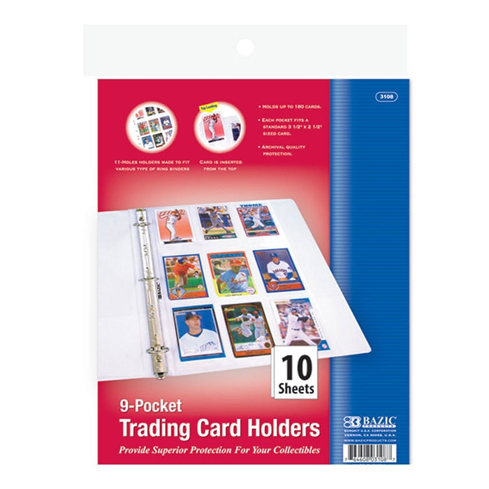 Cheap Trading Card Holders
