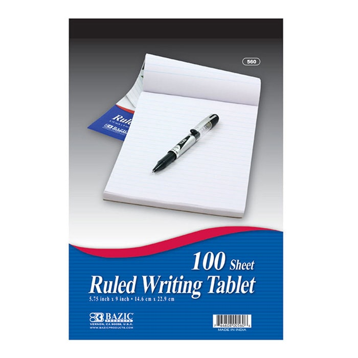 Cheap writing tablet