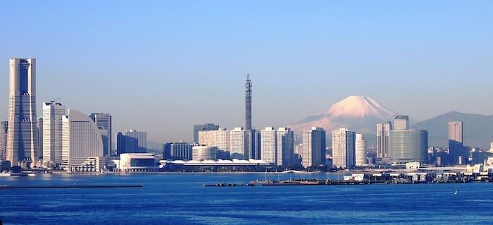 横浜、みなとみらい