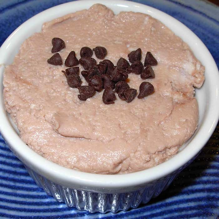 South Beach Mocha Ricotta Creme is like Tiramisu without the wafers. Well, almost. You know what I mean.