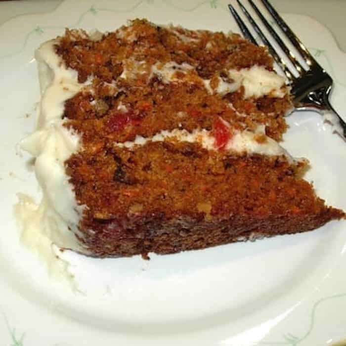 "The Best Carrot Cake (Gluten Free) is so delicious. Don calls it his ""favorite vegetable!"""