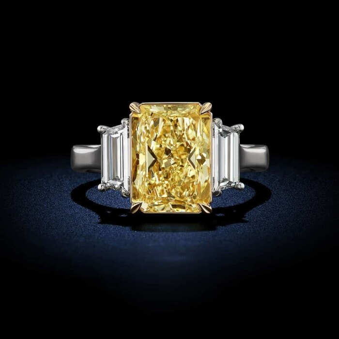 natural-fancy-intense-yellow-radiant-cut-diamond-engagement-ring-with-baguettes