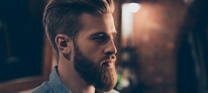 barba arreglada