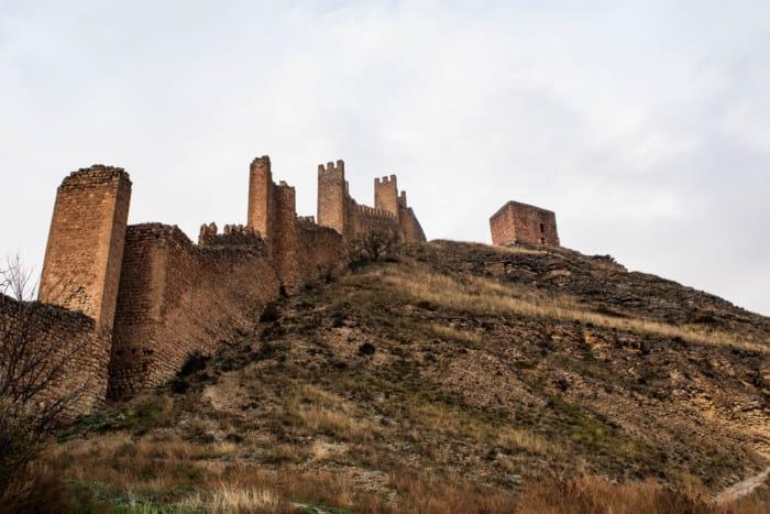 城壁の画像