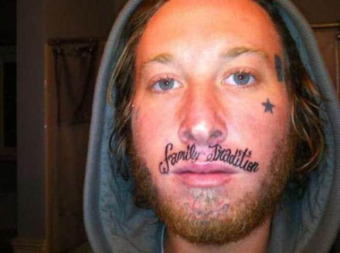 dumb tattoos