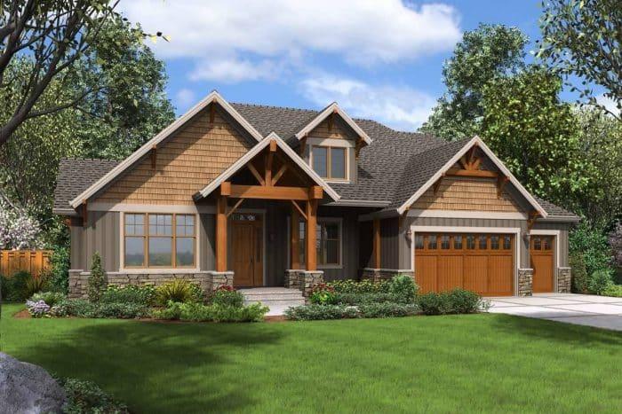 49 Contoh Desain Rumah Cantik (Klasik dan Modern)