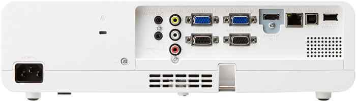 máy chiếu Panasonic PT-LB353