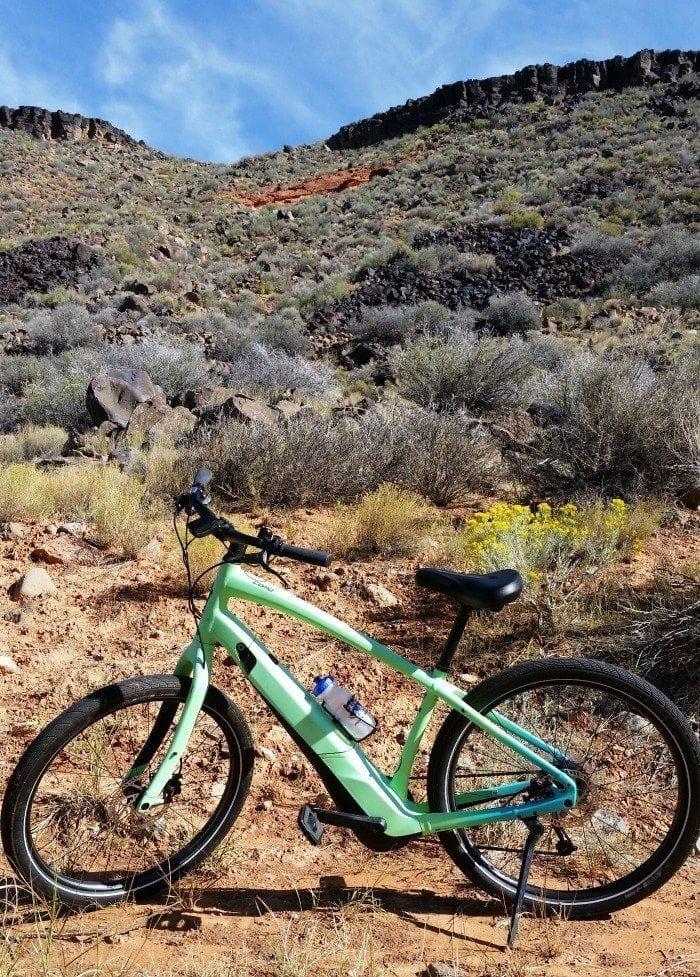 Electric bike in Utah