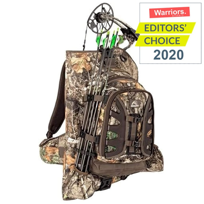 compound bow backpack