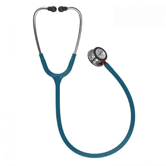 Littmann Classic III Monitoring stetoskopas veidrodinis - mėlynas