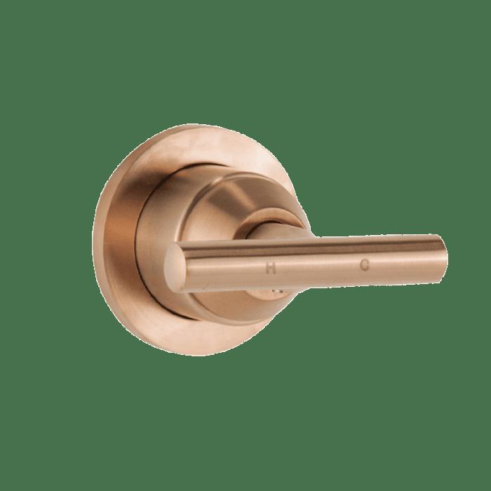 Infiniti Barre Progressive Mixer - Brushed Copper