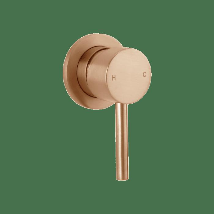 Elysian Minimal Mixer - Brushed Copper