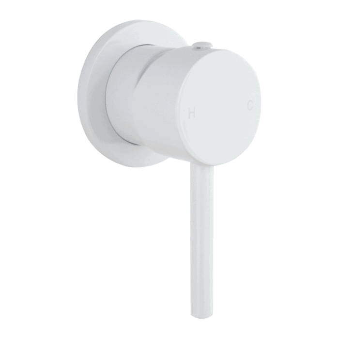Elysian Minimal Mixer - White