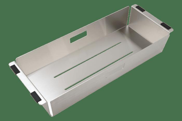 Felicity Kitchen Sink Colander Accessory - Stainless Steel