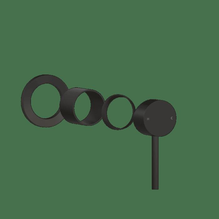 Infiniti Elysian - Minimal Handle Kit - Matte Black