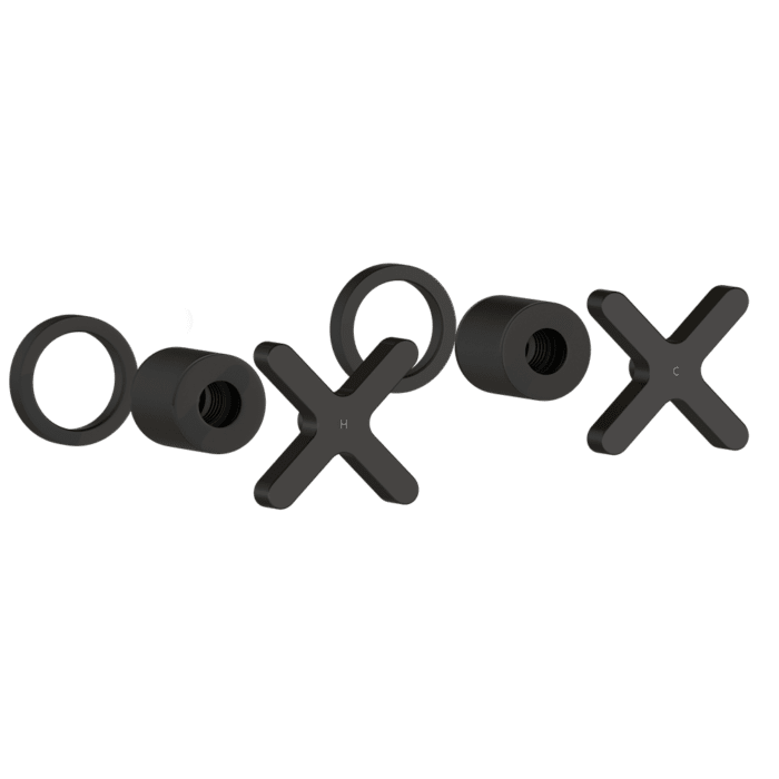 Infiniti Cross Assembly Handle Kit ??Matte Black