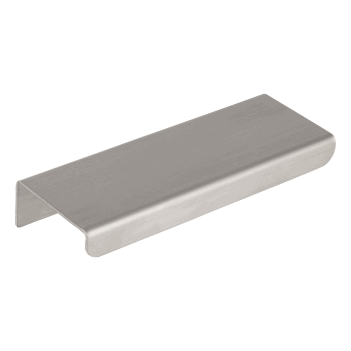 Cabinetry Pull Extended 100mm - Stainless Steel
