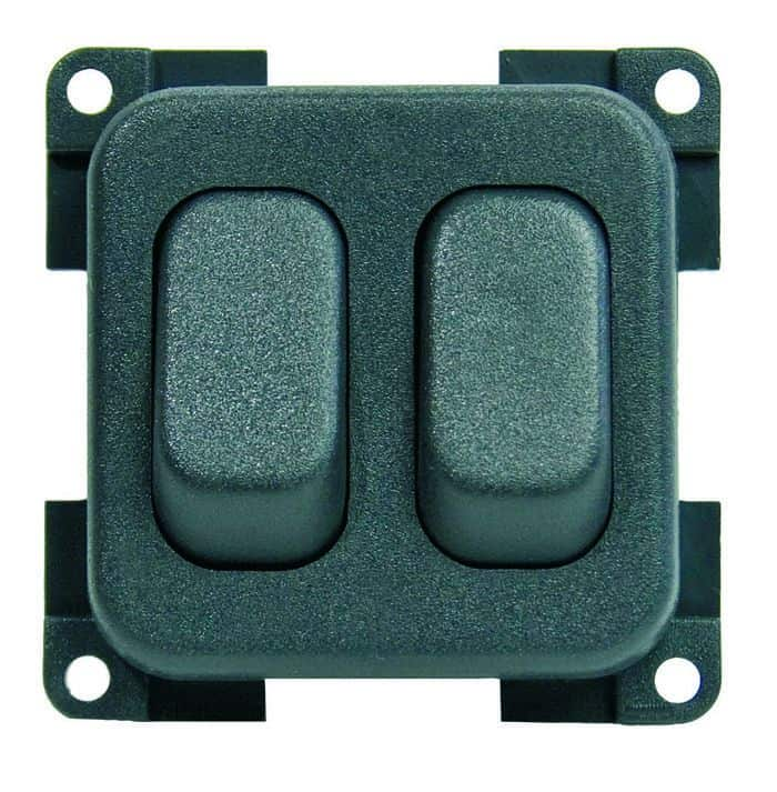 CBE Electrical double 2 position switch