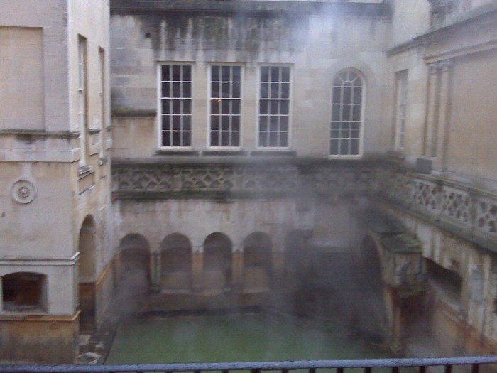 Bath uma cidade romana na Inglaterra