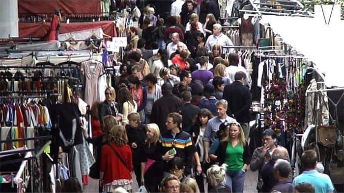 mercados para conhecer em londres