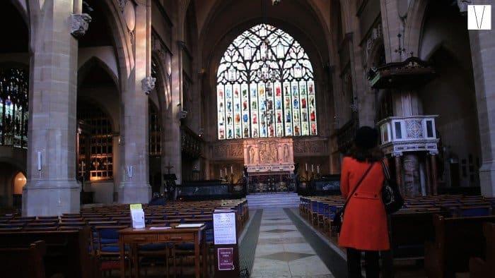 igreja holy trinity sloane square