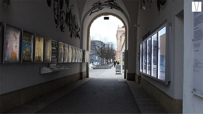 museumsquartier no canal londres