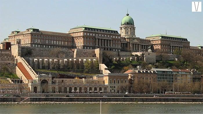 castelo de budapeste