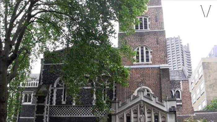 Igreja de São Bartolomeu em Londres