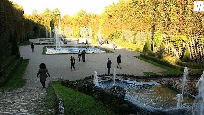 jardins de verssailes