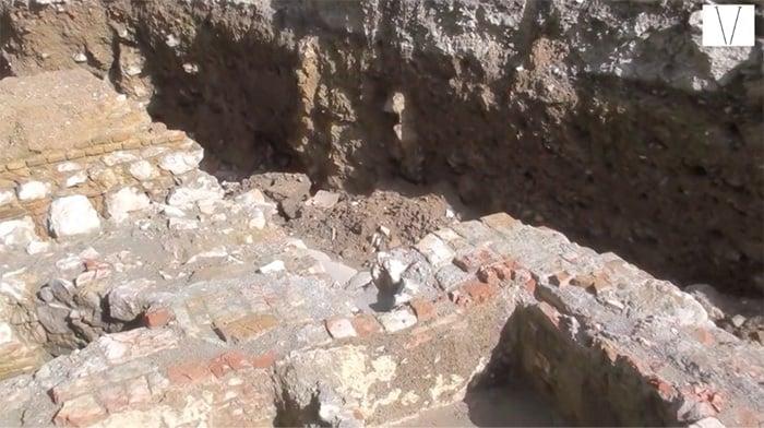 ruínas em málaga