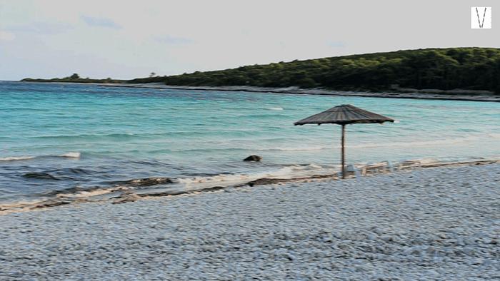 Praia de Sakarun