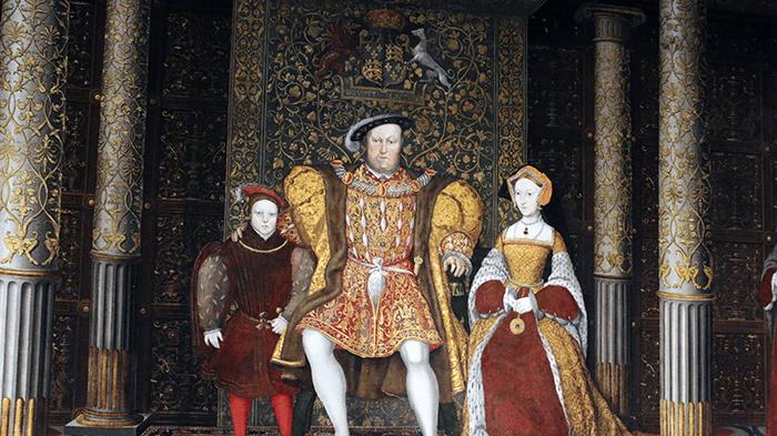 rei henrique VIII