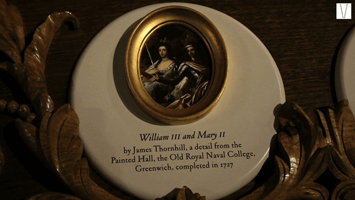 william III e mary II