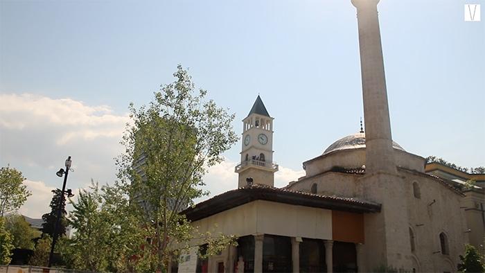 Mesquita - Tirana