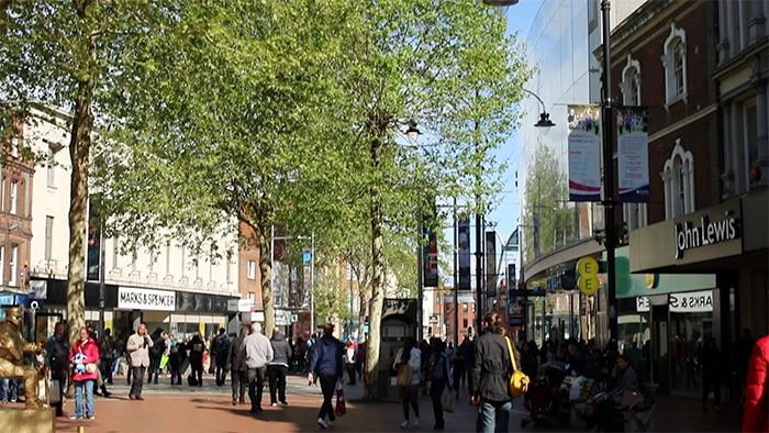 Broadway Street - Reading