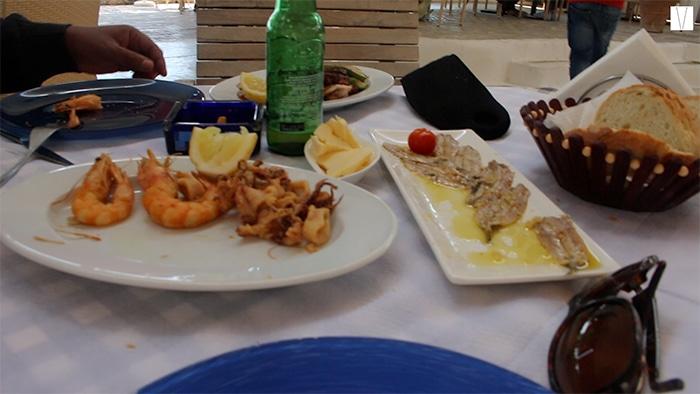 comida albanesa