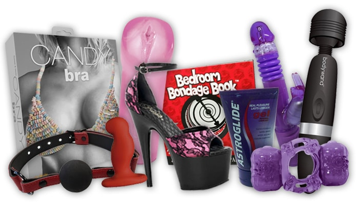 Galaxy Adult Boutique products