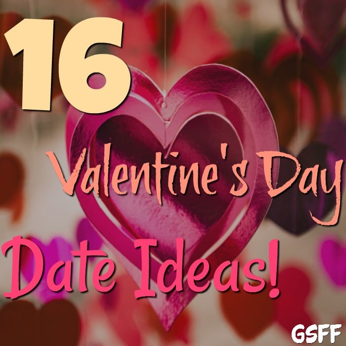 Looking for a new way to spend Valentine's Day this year? Be sure to check out these 16 Valentine's Day Date Ideas. Any one of these will make your day special!