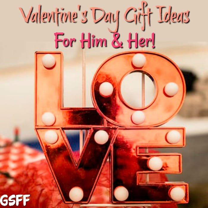 Whether you're looking for Top Valentine's Day Gifts For Him or for her, we've got you covered! We found the best Valentine's Day gifts from romantic to quirky!