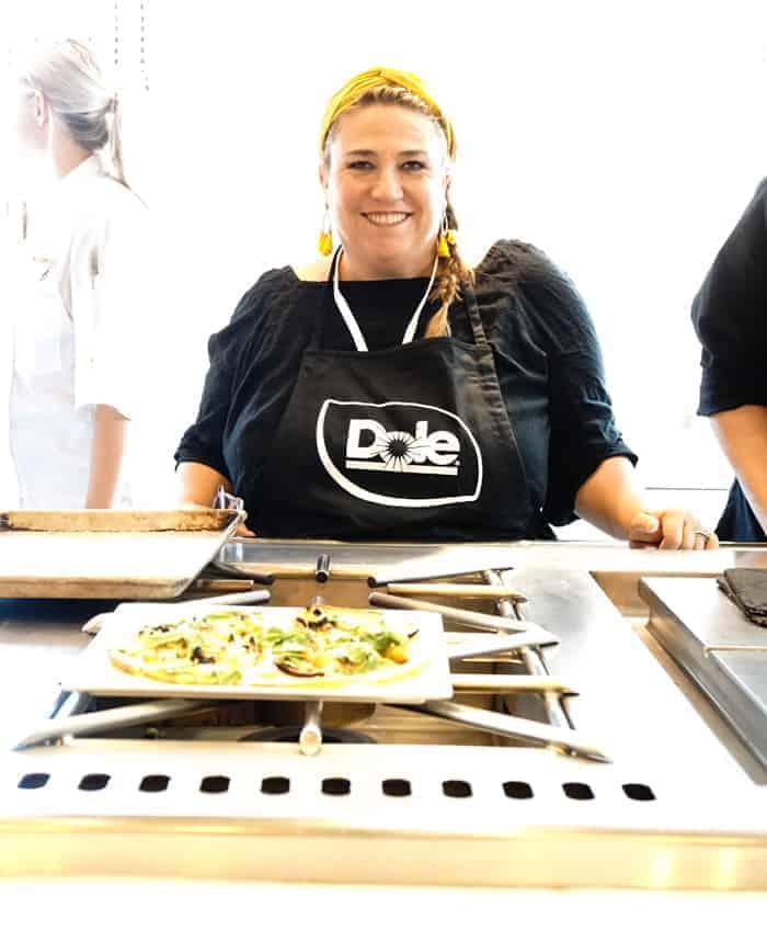 Cooking in the Dole Kitchen. Dole Fall Blogger Summit Featuring Disney's Frozen 2. Frozen movie themed food ideas. Dole Recipe Ideas.